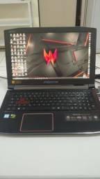 Notebook Gamer Acer Predator Helios 300 G3-572