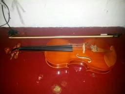 Violino rofman eagle 4/4 semi novo