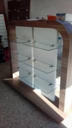 Prateleiras Para lojas de vidro entre outros modelos