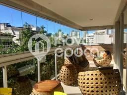 Apartamento à venda com 3 dormitórios em Gávea, Rio de janeiro cod:LB3AP15285