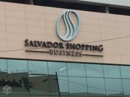 Sala Comercial - 33 m² - Salvador Shopping Business