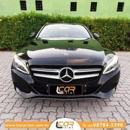 Mercedes C 180 17/17 ( IGUAL A ZERO KM ) - 2017
