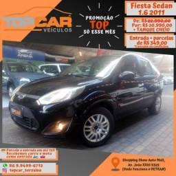 Fiesta Sedan 1.6 2011 - 2011