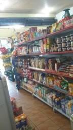 Mini Mercado fruteira e padaria em avenida de grande fluxo