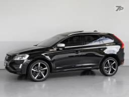Volvo XC60 T6 R-Design 2.0 Turbo Automático - 2016