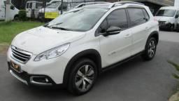 Peugeot 2008 griffe automática com teto panorâmico - 2019