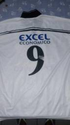 Camisa Corinthians autografada