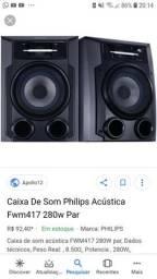 Vendo duas caixas de som desse modelo