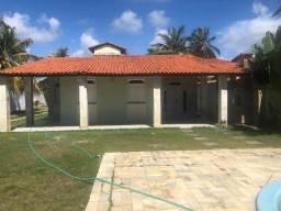 Casa no Abaís (Estância) com 4 quartos, terreno de 1800 m²
