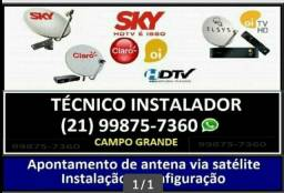 Técnico Campo Grande