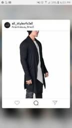 Cardigan /casaco alongado