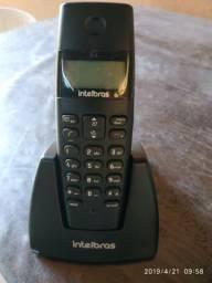 Vendo este telefone sem fio marca Intelbras