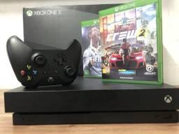 Xbox one X - O melhor game do mundo!