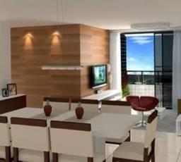 Apts na Ponta Verde,varanda, 3 quartos, 1 suíte, 2 vagas, 96 m²,área de lazer, só 530 mil!
