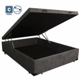 Cama box bau direto de fabrica vários tamanhos