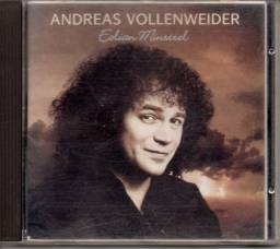 Cd - Andreas Vollenweider - Eolian Minstrel