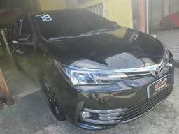 Recém Blindado, Toyota Corolla 2.0 Xei Único dono, 24.000km. Muito Novo