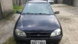 Ford courier 1.6 l 2006 modelo 2007 a gasolina GNV - 2007