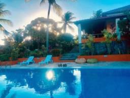 Barra de Jacuipe casa Mobiliada
