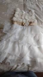 Vestido infantil de festa TM 6