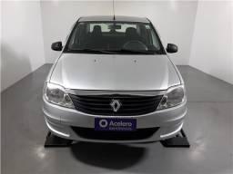 Renault Logan 1.0 authentique 16v flex 4p manual - 2012