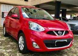 Nissan March SV 1.0 2014/2015 - 2015