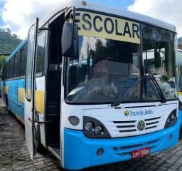 Ônibus Neobus Mega Rodoviário VW 17210 2002/2002