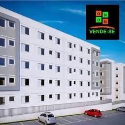 Lançamento em Poá pela MRV com entrada em 60 meses - Possui Elevador e Vaga