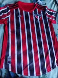 Camisa do São Paulo feminina