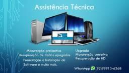 Assistência Técnica técnico em informática