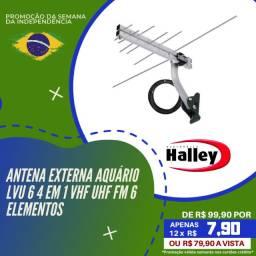Antena de Celular Full Band Aquário CF-7000