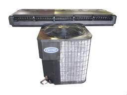 Ar Condicionado Piso Teto 90.000 btus Carrier com garantia - estado de novo - somos loja