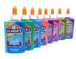 Cola Elmer's variadas