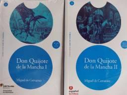 Don Quijote de la Mancha - Volumes I e II (adaptação)