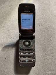 Celular Nokia de Flip desbloqueado