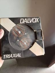 Triaxial Dalvox na caixa lacrado