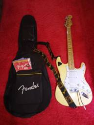 Fender stratocaster chinesa!