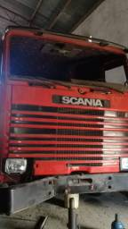 Scania R112 e 113 em peças