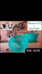 Tigela murano Tupperware
