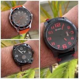 Relógio pronta entrega em São Luís, só chamar e enviamos todos os disponíveis.