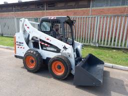 Mini Carregadeira Bobcat Modelo S530 - Ano 2013 Impecavel