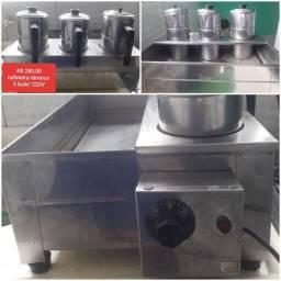 Esterilizador Cafeteira Elétrica 3 Bules