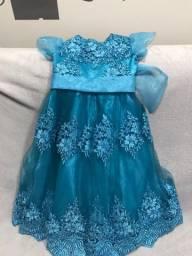 Vestido Festa - infantil (5-7anos)