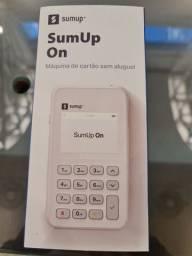 Máquina de Cartão Sumup on