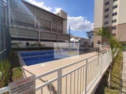 Título do anúncio: Apartamento para alugar, 56 m² por R$ 1.100,00/mês - Eldorado - Contagem/MG