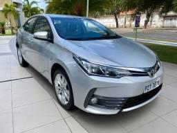 Título do anúncio: Toyota Corolla XEI 2018
