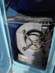 Máquina de secar Kyklon
