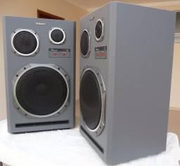 Caixa sony Gx-12(Receiver, Amplificador, Toca disco, Tape deck, Equalizador)