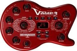 Pedaleira V-amp 3 Usada