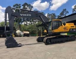 Escavadeira Hidráulica Volvo EC380DL Revisada